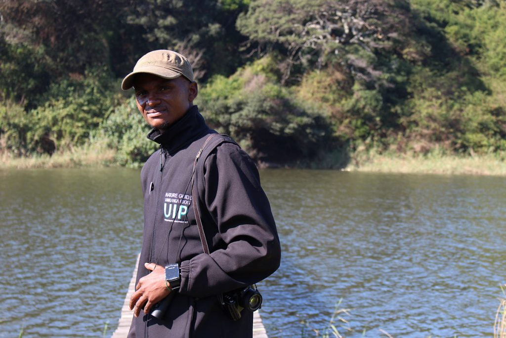 Bongani Chisale boardwalk