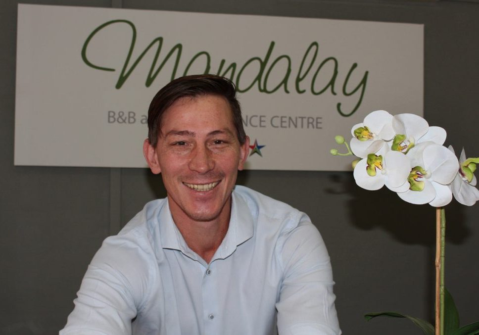 Ettiene Botha, Mandalay owner-manager