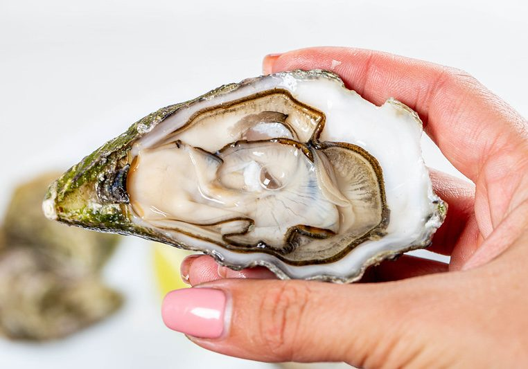 """FEATURED IMAGE: """"Rolling waves, foam and bubbles clinging to sand as the ocean pulls back from the beach and the sun beats on"""" – Chef Paul Dukai waxing lyrical on oysters, the stars of the show at the Oyster and Bubbly Festival, at the Pearls in Umhlanga on 28 February.  Picture: Marco Verch/flickr.com"""